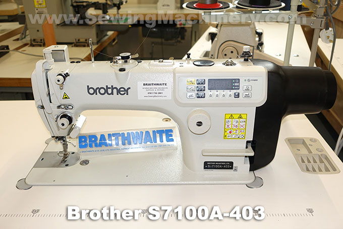 Brother S7100A sewing machine