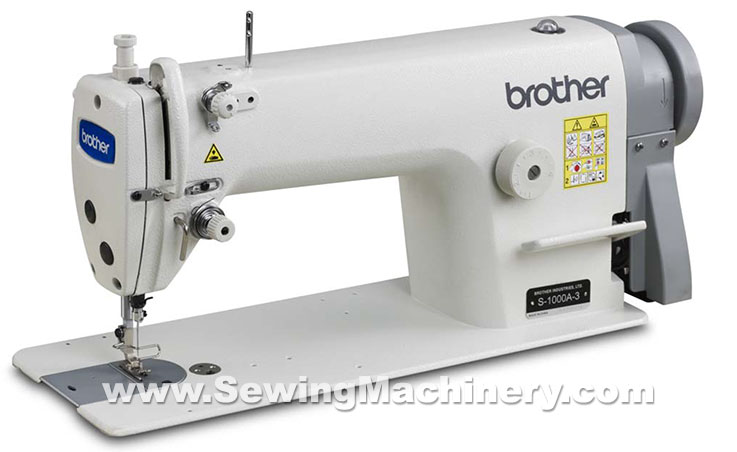 Brother S 1000a Industrial Sewing Machine Only 163 505