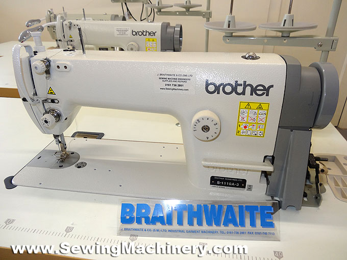 Brother S 1110a Industrial Sewing Machine 163 400 Discontinued
