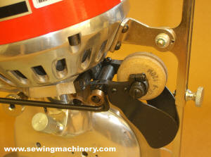 Eastman 548 Cardinal Round Knife Cloth Cutting Machine