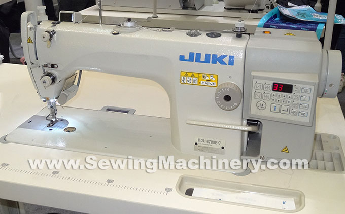 Juki Ddl 8700b 7 Sewing Machine With Trimmer 163 720