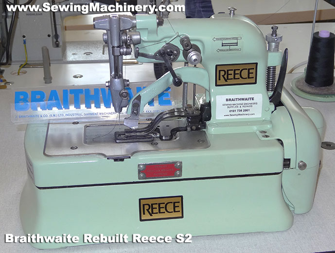 reece sewing machine