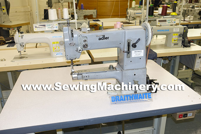 used cylinder arm sewing machine